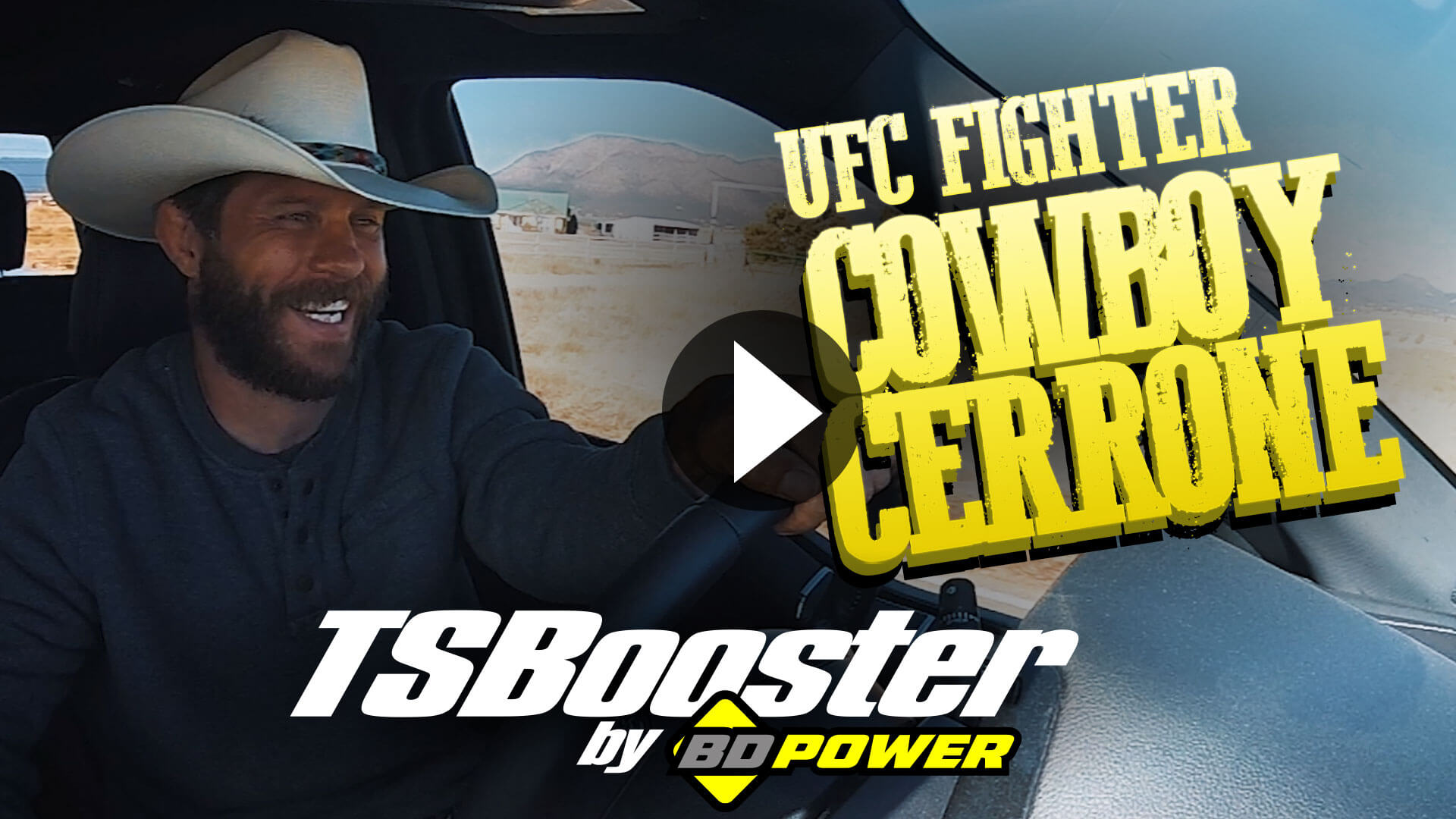 Cowboy Cerrone: Reaction time is everything
